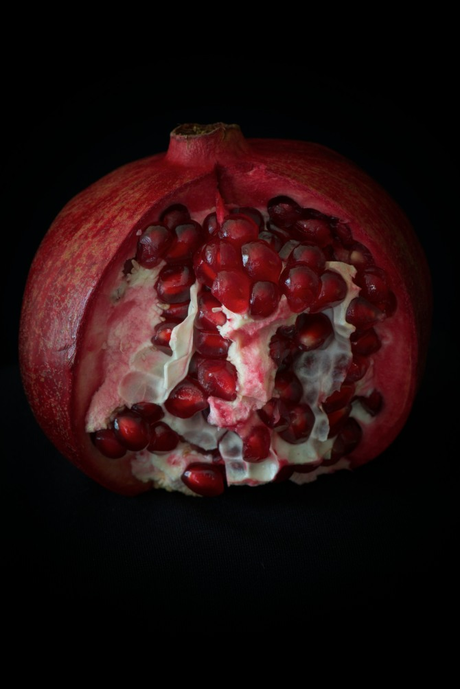 Consider The Pomegranate - 2