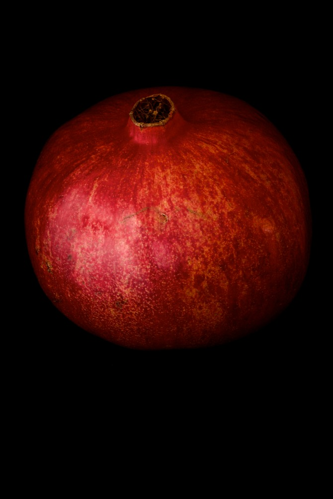 Consider The Pomegranate