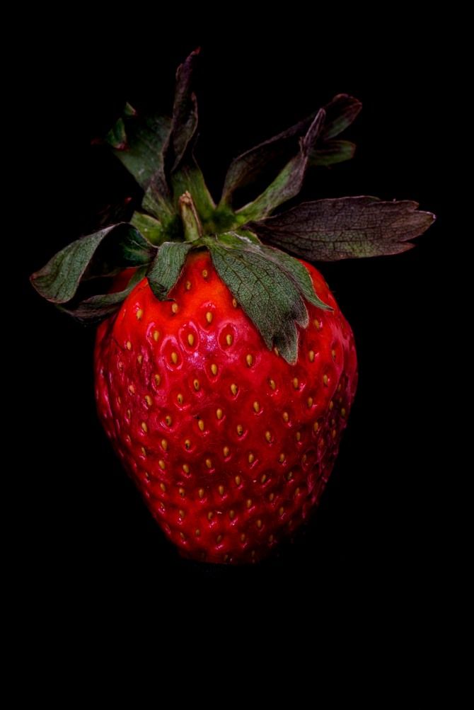 Consider The Strawberry - 1