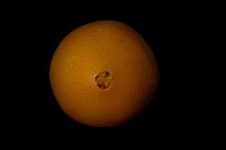 Consider The Orange - 1